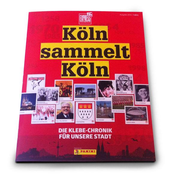 Bild von Köln sammelt Köln (2) - Sammelalbum