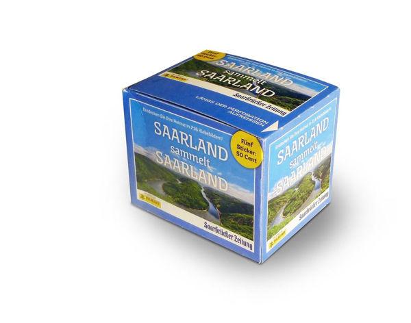 Bild von Saarland sammelt Saarland - Sticker
