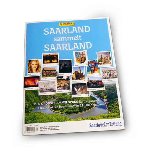 Bild von Saarland sammelt Saarland - Sammelalbum