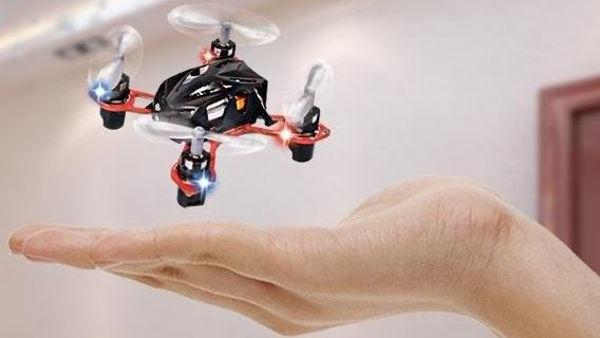 Bild von Mini R/C Quadcopter