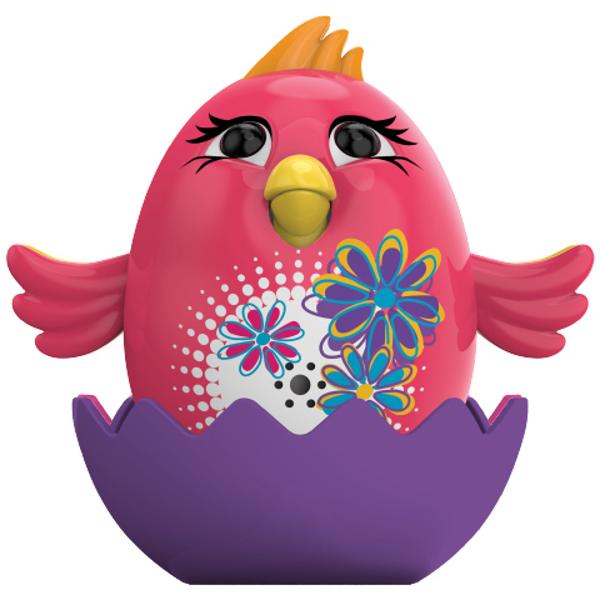 Bild von Digi Chicks mit Eierschale