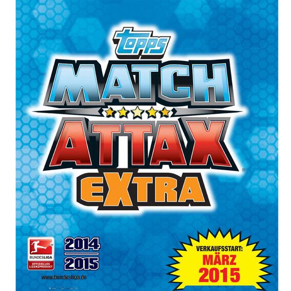 Bild von Topps Match Attax Extra 14/15 - Display