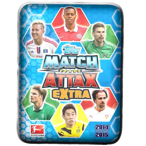 Bild von Topps Match Attax Extra 14/15 - Mini Tin