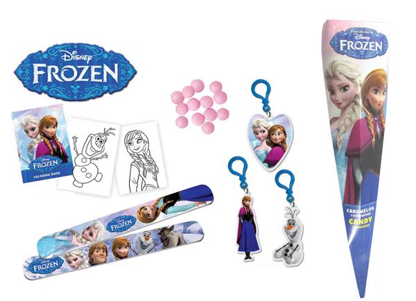 Bild von Wundertüte Disney Frozen Cornet