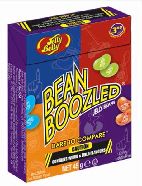 Bild von Jelly Belly Bean Boozled NACHFÜLLPACK