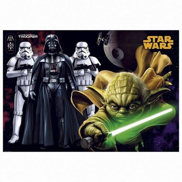 Bild von Star Wars Schreibtischunterlage