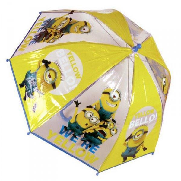 Bild von MINIONS Regenschirm