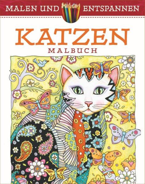 Bild von Malen und entspannen: Katzen