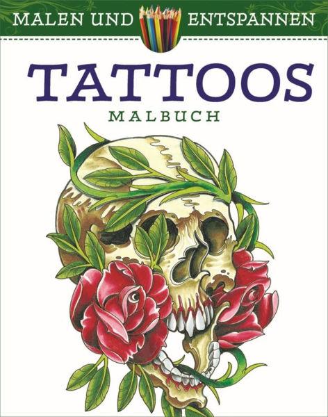Bild von Malen und entspannen: Tattoos