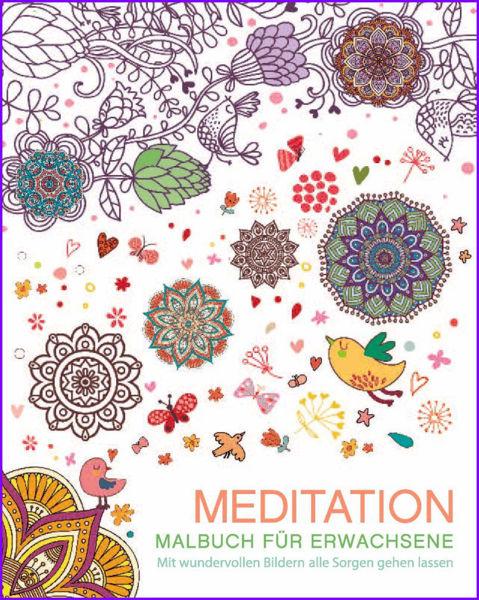 Bild von Malen und entspannen: Meditation