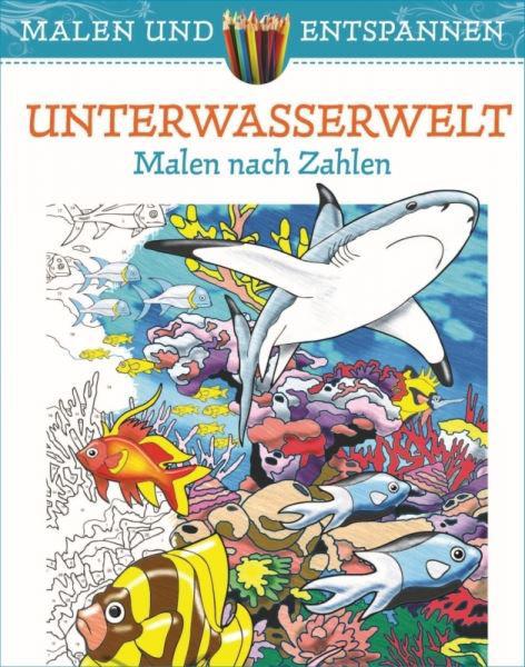 Bild von Malen und entspannen: Unterwasserwelt