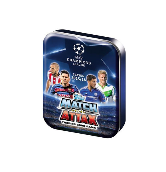 Bild von Champions League Mini-Tin 15/16