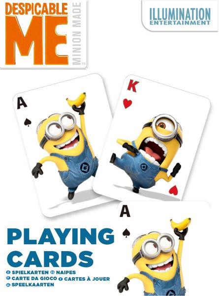 Bild von MINIONS Kartenspiel