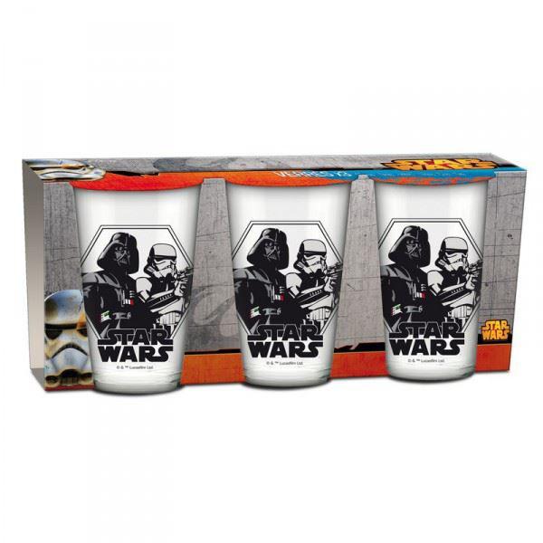 Bild von Star Wars Gläserset