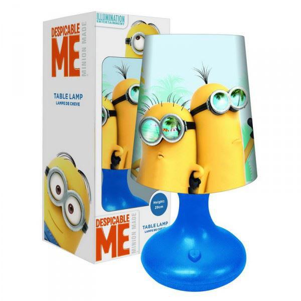 Bild von MINIONS Stehlampe LED
