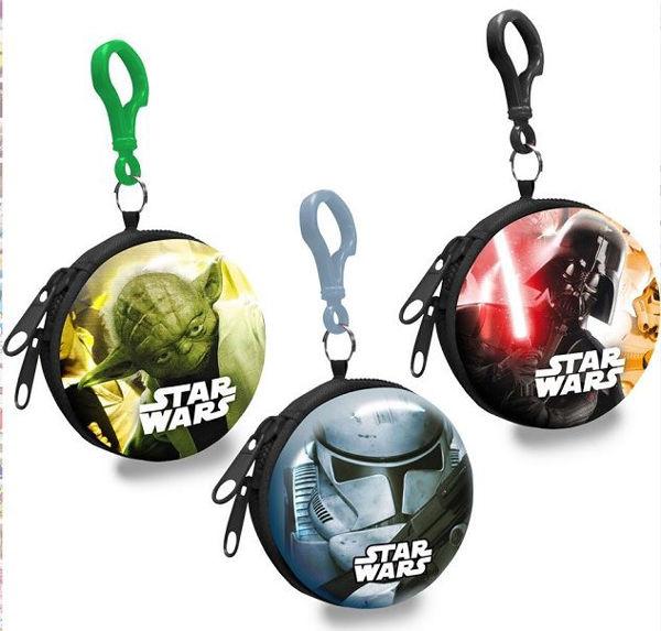 Bild von Star Wars Geldbörse mit Karabiner