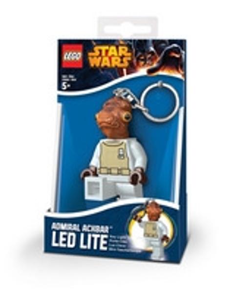 Bild von LEGO Star Wars - Admiral Ackbar Minitaschenlampe Blister