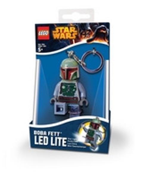 Bild von LEGO Star Wars - Boba Fett Minitaschenlampe Blister