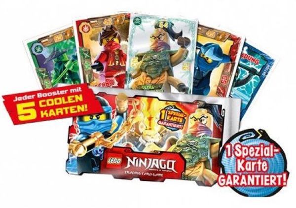 Bild von LEGO Ninjago Sammelkarten