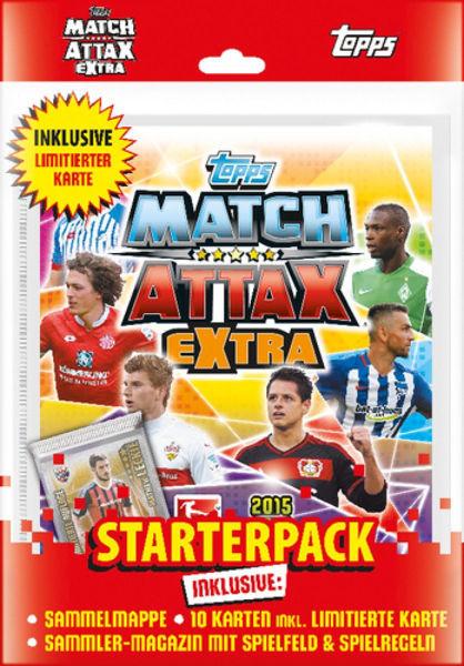 Bild von MATCH ATTAX Extra Starter