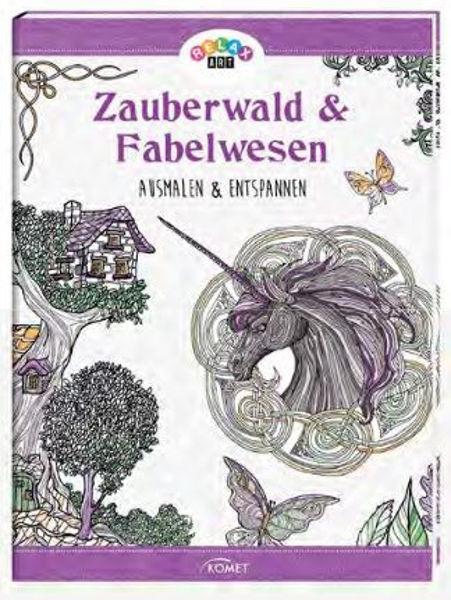 Bild von Zauberwald & Fabelwesen