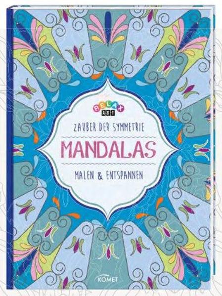 Bild von Mandalas - Zauber der Symmetrie