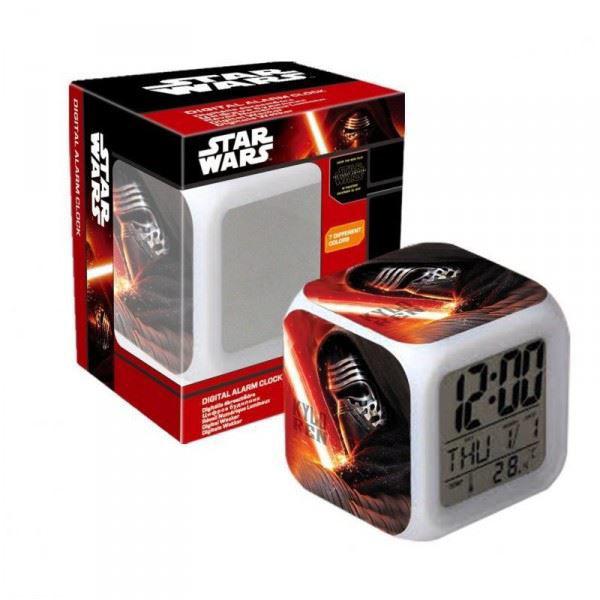 Bild von STAR WARS Digital Cube Wecker