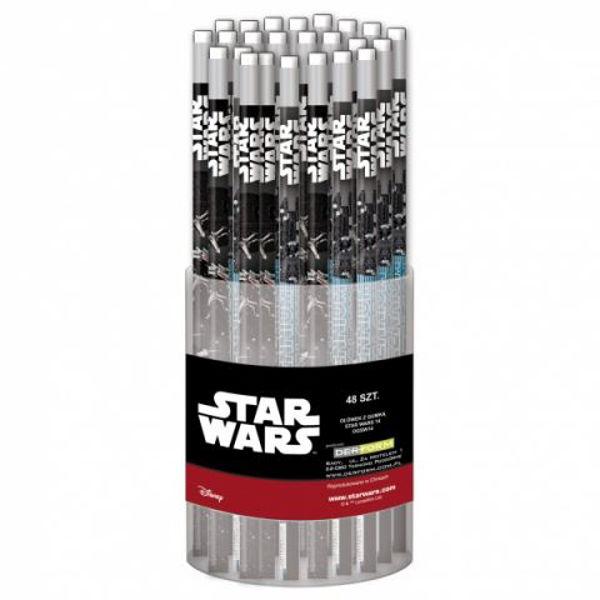 Bild von STAR WARS Bleistifte im Display