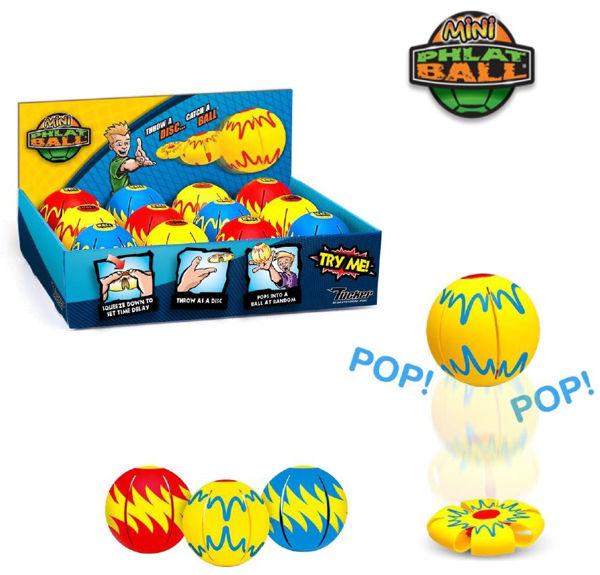 Bild von Phlat Ball mini sortiert im Thekendisplay