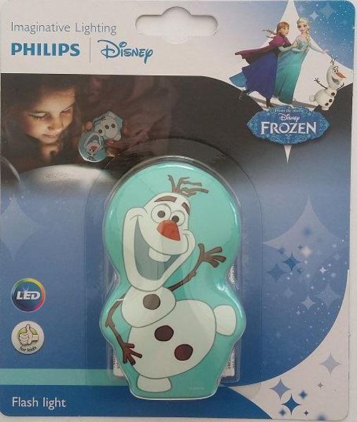 """Bild von FROZEN """"Olaf"""" Flash Light von PHILIPS"""