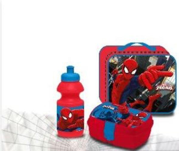 Bild von SPIDERMAN Lunch Set