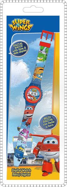 Bild von SUPER WINGS Digital Armbanduhr