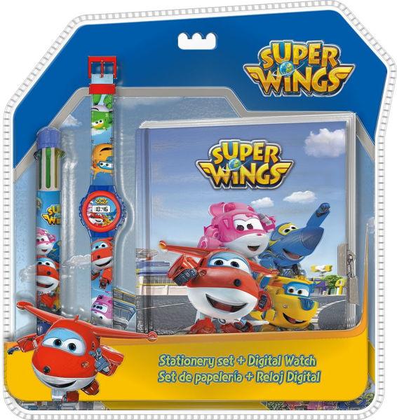 Bild von SUPER WINGS Stationary Set