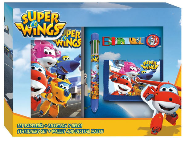 Bild von SUPER WINGS Super Set