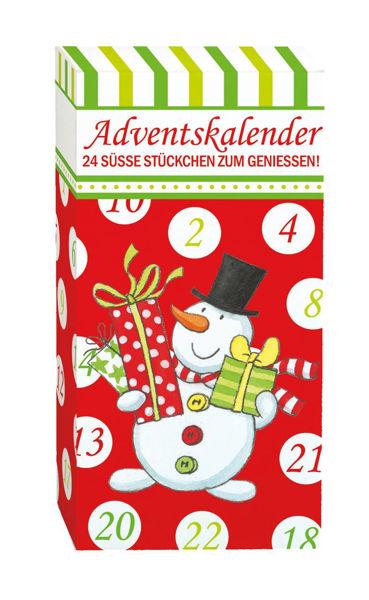 Bild von Adventskalender Box _ Einhorn