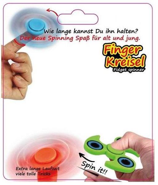 """Bild von Fidget Spinner """"Ninja Design"""""""
