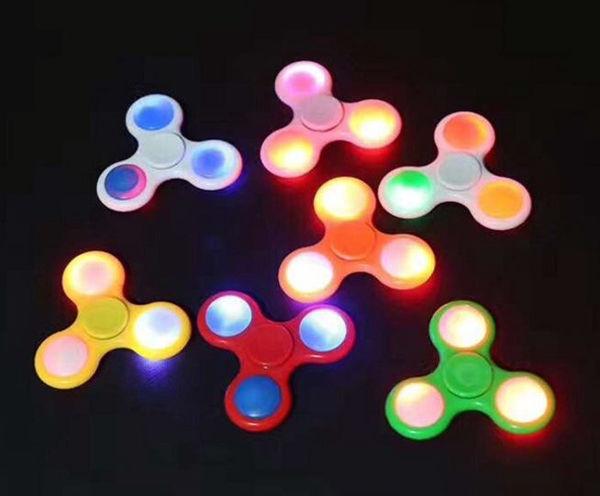 Bild von Fidget Spinner LED