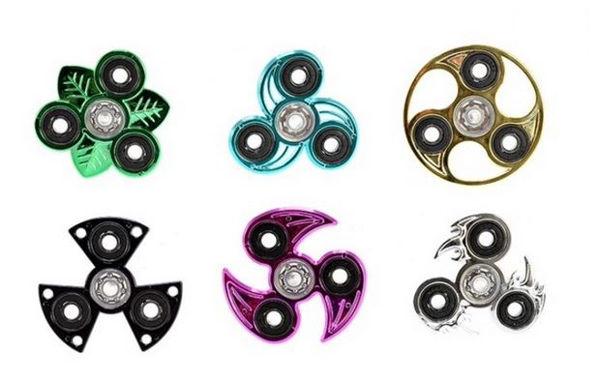 Bild von Fidget Spinner Chrome