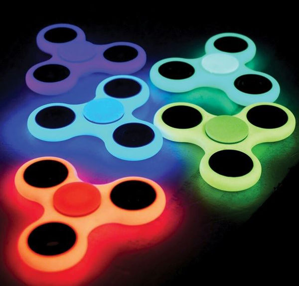 Bild von Fidget Spinner Glow in the dark