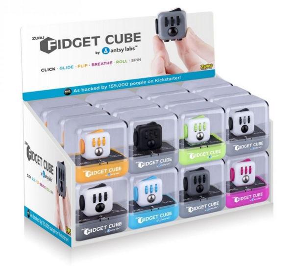 Bild von Fidget Cube - TV beworben!