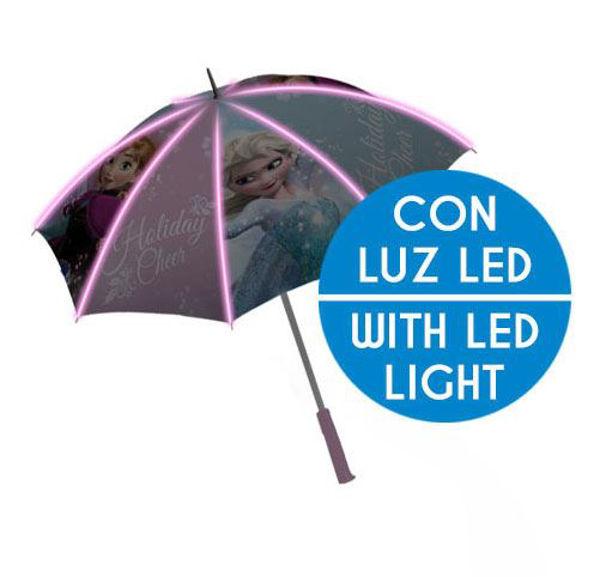 Bild von FROZEN LED Regenschirm