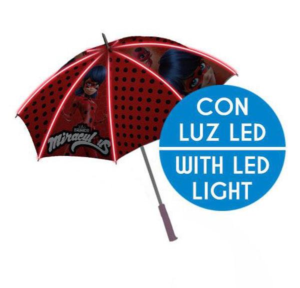 Bild von MIRACULOUS LED Regenschirm