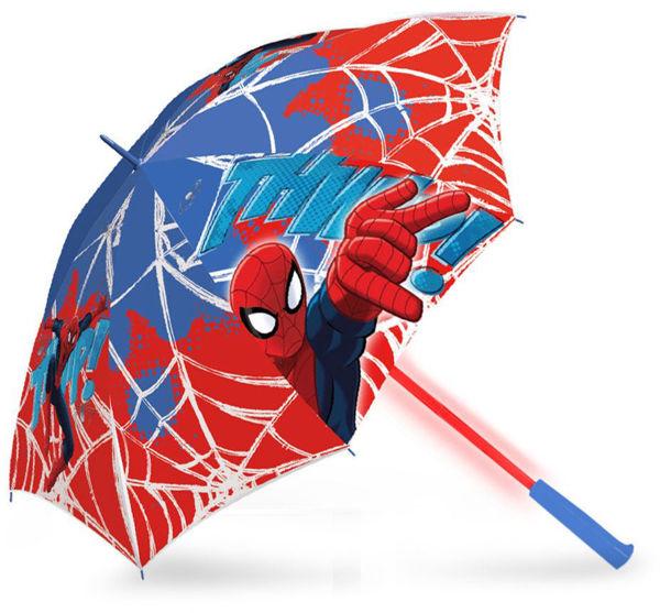 Bild von SPIDERMAN LED Regenschirm