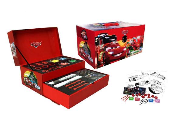 Bild von CARS Fantasy Malkoffer XL