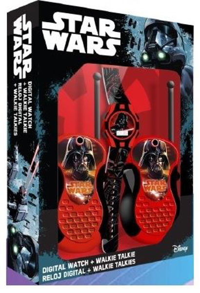 Bild von Walkie Talkie Set STAR WARS