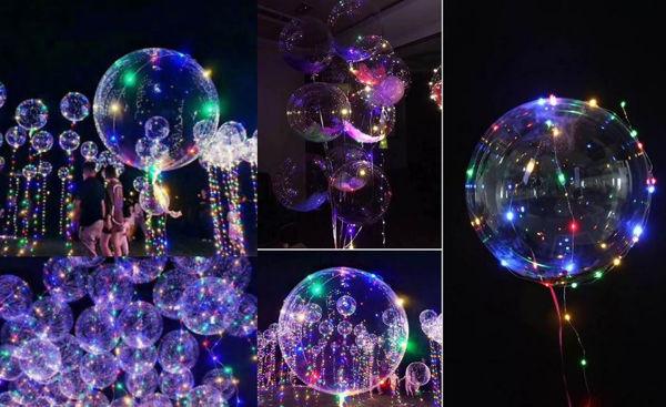 """Bild von LED Luftballon """"Magic"""""""