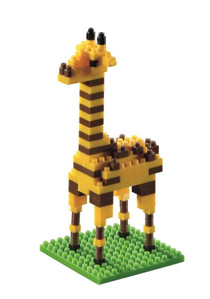Bild von BRIXIES Giraffe