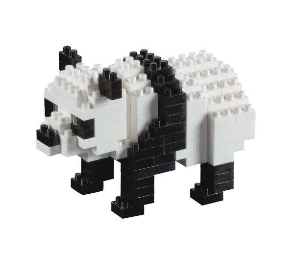 Bild von BRIXIES Panda Bär (stehend)
