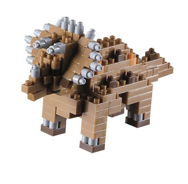 Bild von BRIXIES Triceratops