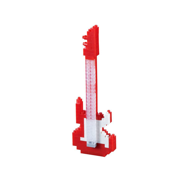 Bild von BRIXIES E-Gitarre rot